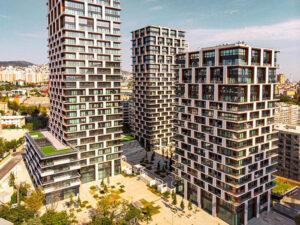 پروژه مدرن در کارتال استانبول
