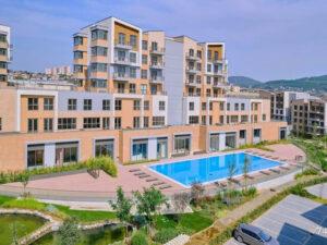خانه 65 متری در چکمهکوی استانبول