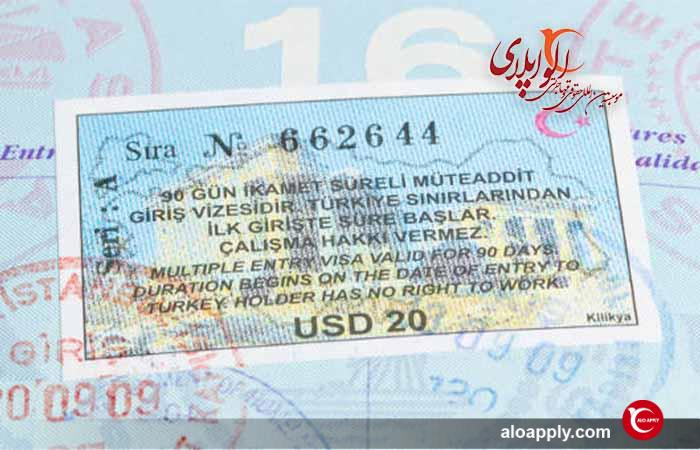 نکات مهم در رابطه با ویزای توریستی ترکیه